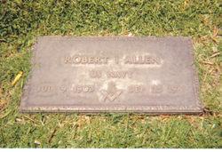 Robert Irvin Bob Allen, III