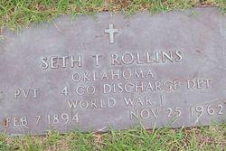 Seth Thomas Rollins