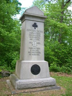 66th New York Infantry Monument