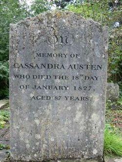 Cassandra <i>Leigh</i> Austen