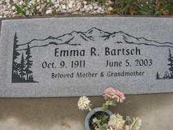 Emma Ruth <i>Child</i> Bartsch