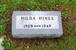 Hilda <i>Hines</i> Fox