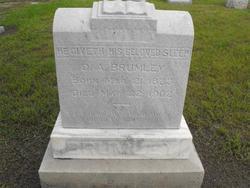 Daniel A. Brumley