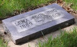 Lena Louise <i>Schaaf</i> Downing