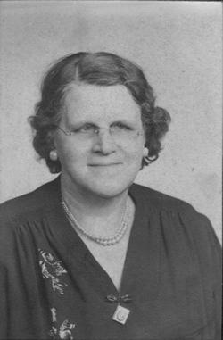 Catherine Elizabeth <i>Meurer</i> Heidenfelder
