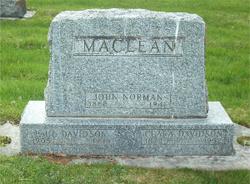 Paul Davidson Maclean