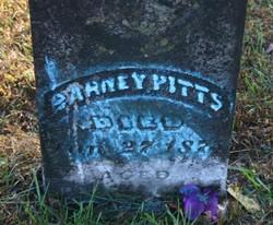 Barnabas Barney Pitts