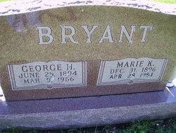 Marie Knox <i>Huston</i> Bryant