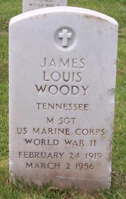 James Louis Woody