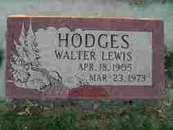 Walter Lewis Hodges