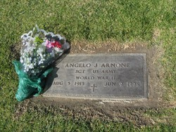 Sgt Angelo James A J Arnone