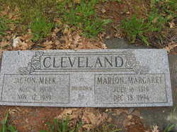 Acton Meek Cleveland