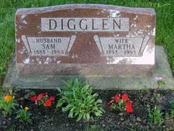 Martha <i>Dykstra</i> Digglen