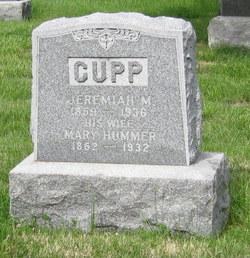 Mary <i>Hummer</i> Cupp