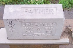 John William Talley