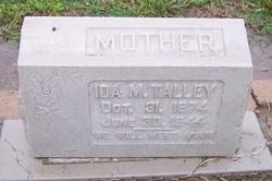 Ida Manora <i>Carney</i> Talley