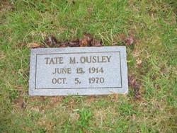 Tate Milton Ousley