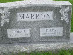 Flora L. <i>Stevens</i> Marron