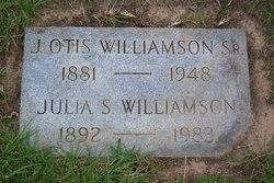James Otis Williamson, Sr