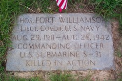 Thomas Fort Pete Williamson