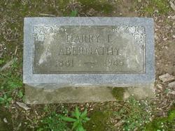 Harry E. Abernathy