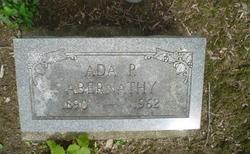 Ada P. Abernathy