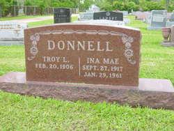 Ina Mae <i>Aldrich</i> Donnell