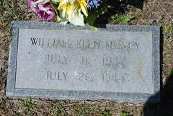 William Keen Billy Muncy