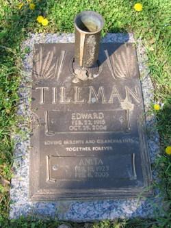 Anita Tillman