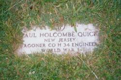Paul Holcombe Quick