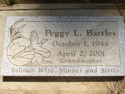 Peggy L. Battles