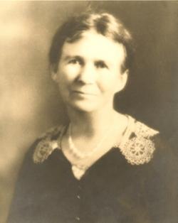 Flora Lee <i>Osborne</i> Carson