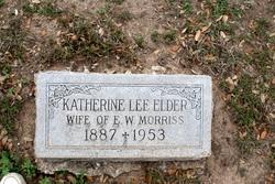 Katherine <i>Lee</i> Elder