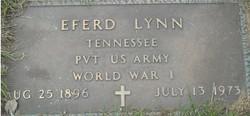 Eferd E. Lynn