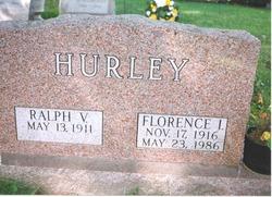 Florence Irene <i>Rose</i> Hurley