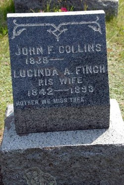 Lucinda A. <i>Finch</i> Collins