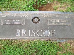 Cecil Dixon Briscoe