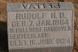 Rudolf H.D Thiesfeld