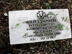 Rolfe S Saunders