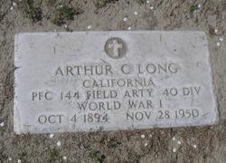 Arthur C Long