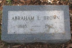 Abraham L Brown