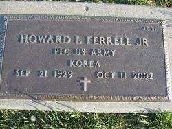 Howard Leroy Toots Ferrell, Jr
