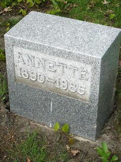 Annette Allen