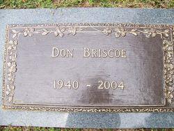 Don Briscoe