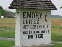 Emory United Methodist Church Cemetery