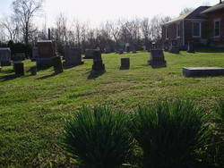 Rolling Fork Baptist Church Cemetery