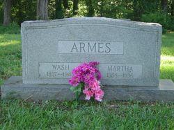 Martha Ann <i>Armes</i> Armes