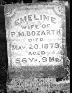Emeline <i>Smith</i> Bozarth