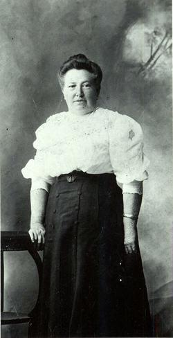 Eliza Melissa <i>Willey</i> Patterson