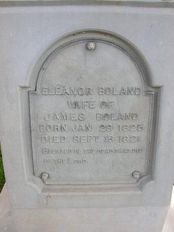 Eleanor Boland